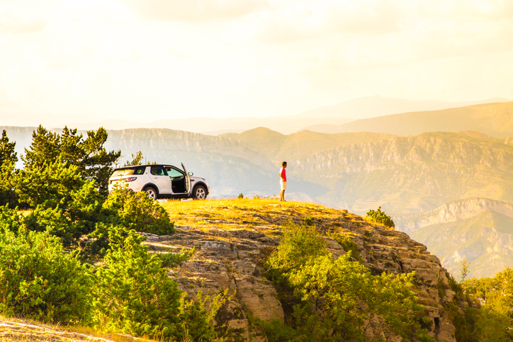Go Your Own Way: Top 5 Off-Road Destinations landscape