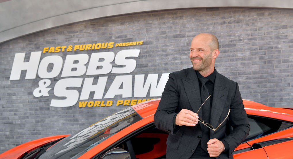 Fast & Furious: The Cars of Hobbs & Shaw landscape