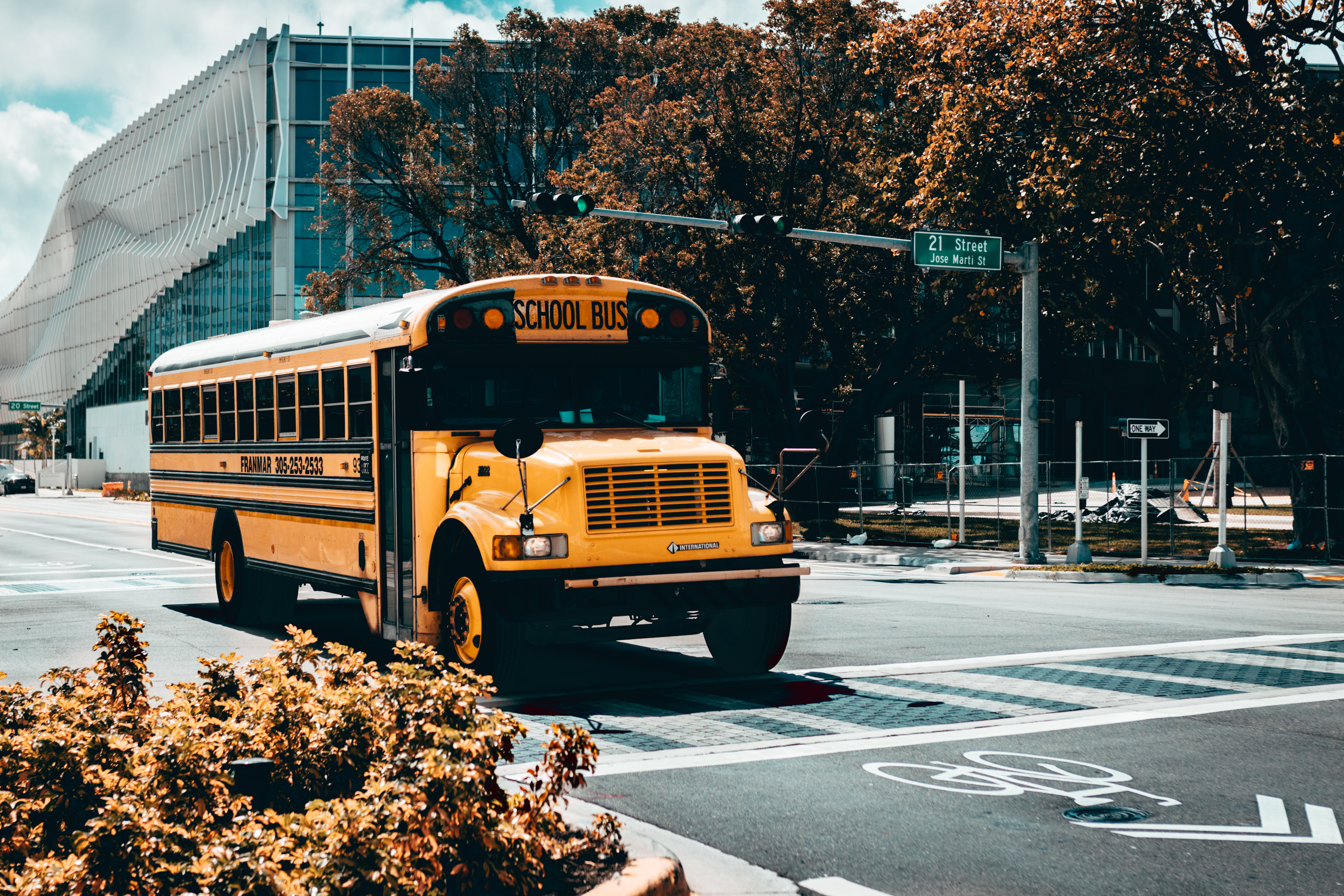 Transportation 101: Evolution of the School Bus landscape