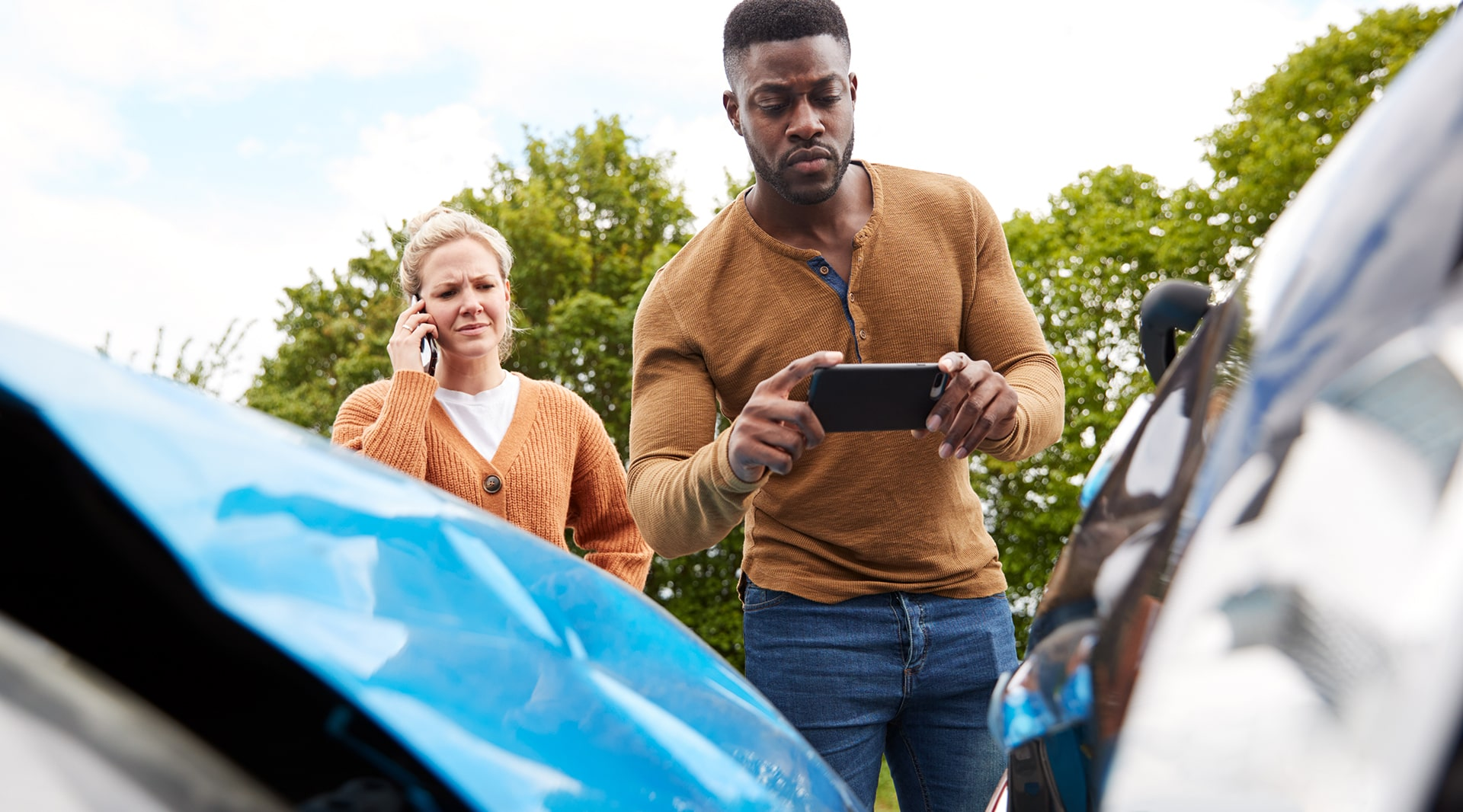 Accidents Happen - What To Do After a Car Accident landscape
