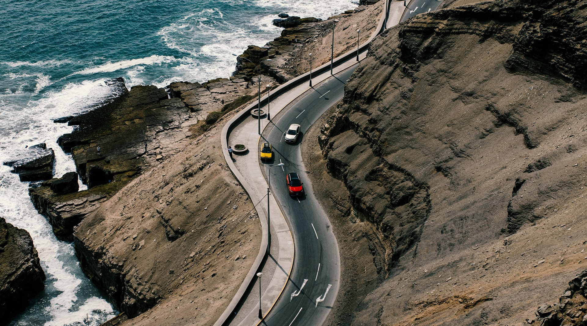 West Coast Road Trip Ideas landscape