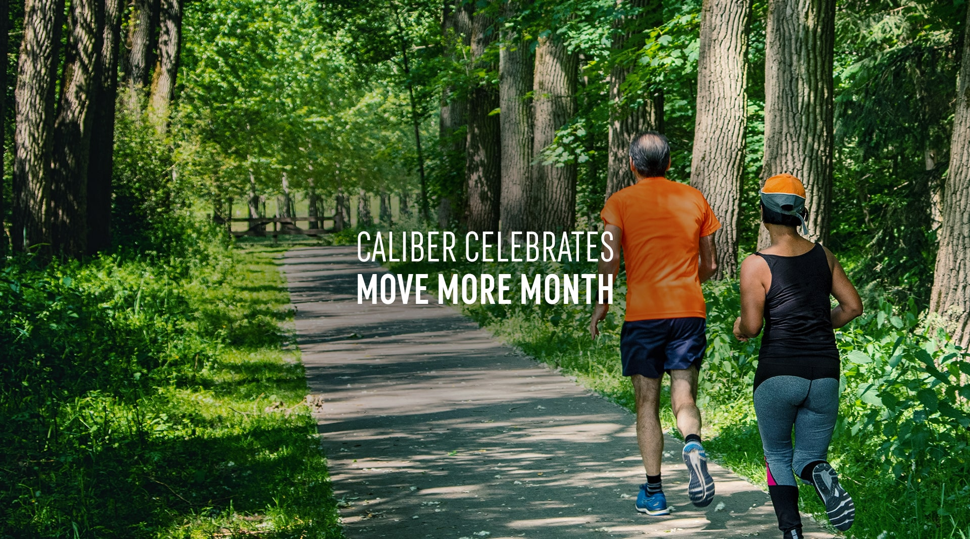 Community Partner Spotlight: The American Heart Association's Move More Month landscape